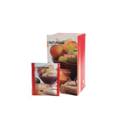 Herbata ekspresowa Natursan Brzoskwinia - Jabłko - 25 szt
