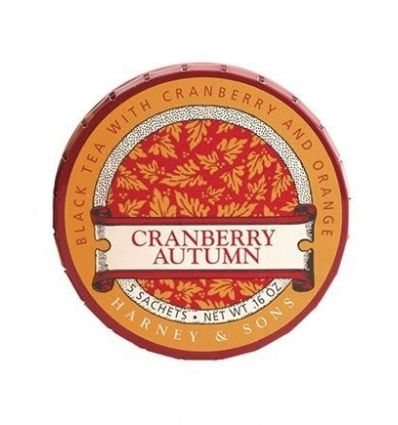 Herbata Harney & Sons Tagalong Cranberry Autumn - 5 szt