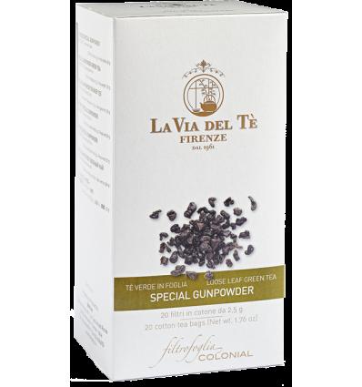 Herbata La Via Del Te Special Gunpowder - 20 szt