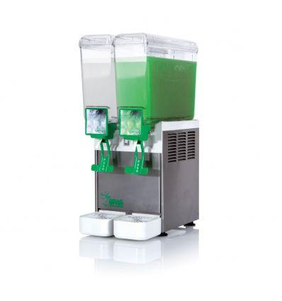 Bras Dyspenser zimnych napojów Maestrale Jolly 2 x 8 L