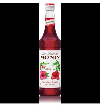 Syrop Monin Hibiskus - 700 ml