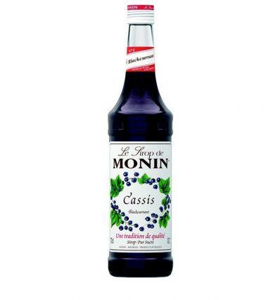 Syrop Monin Blackcurrant - Czarna Porzeczka - 700 ml