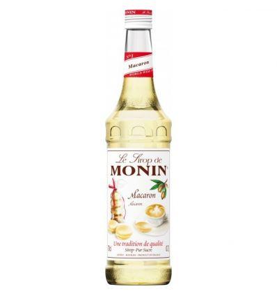 Syrop Monin Macaron- 700 ml