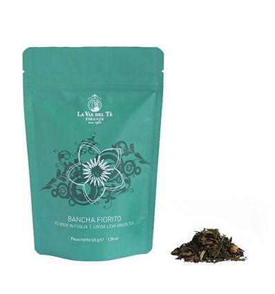 Herbata La Via Del Te Bancha Fiorito - 50 g
