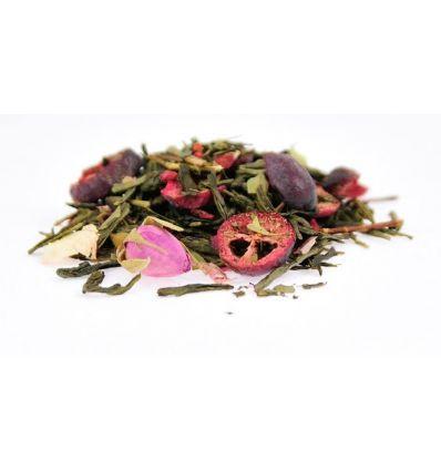 Herbata sypana Cranberry Rose - 100 g