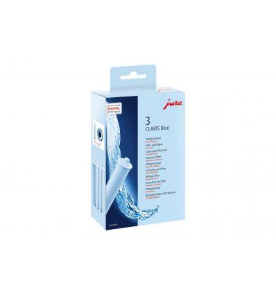 Filtr do wody Jura Claris Blue - 3 szt
